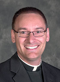 Reverend Father Andrew Schoenberger