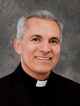 Reverend Father Augusto Garcia