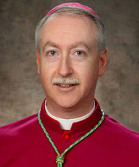 Archbishop of Edmonton Richard W Smith